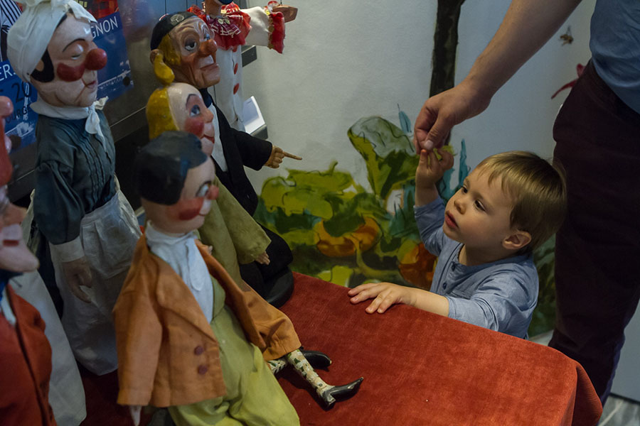 Выставка детских рисунков «Петербург глазами ребенка»