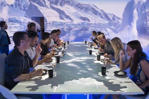 Самый дорогой ресторан в мире – Sublimotion