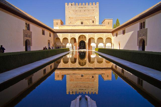 Alhambra Tour For Kids