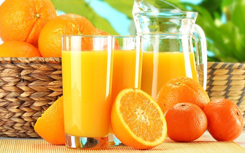 На неделе валенсийского завтрака бесплатно напоят апельсиновым соком