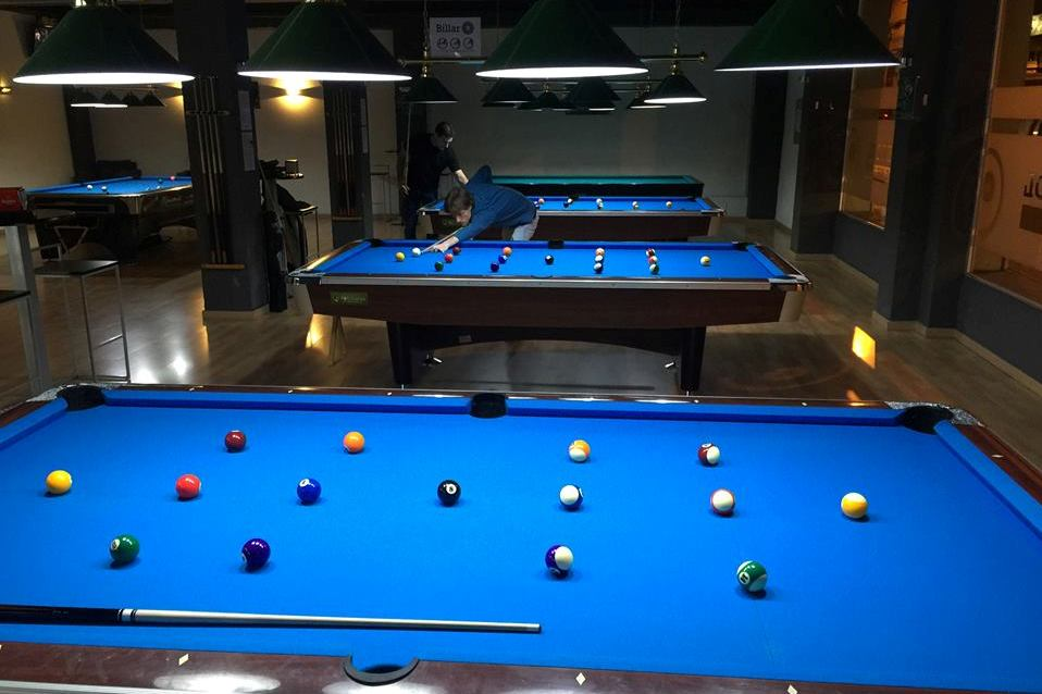 Strike Pool Terrassa