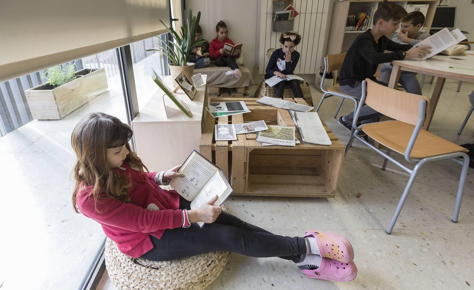 В школе Каталонии обучают детей понимать себя и создавать творческие проекты