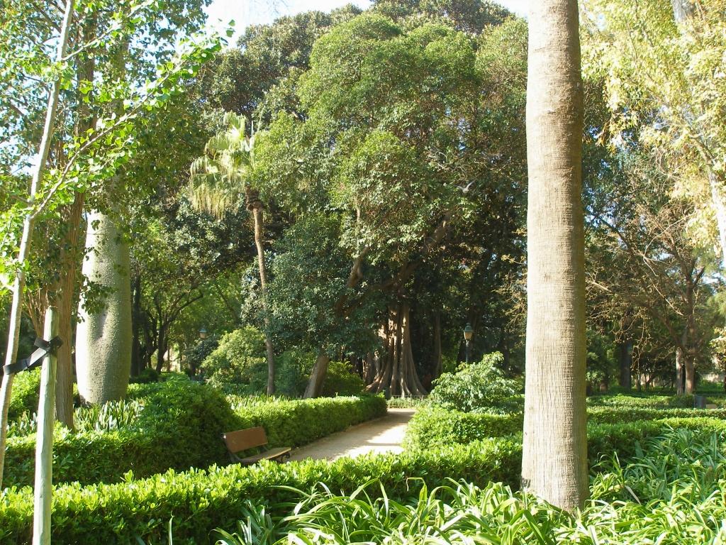 Jardin de ayora in valencia gardens in spain for Jardin de ayora