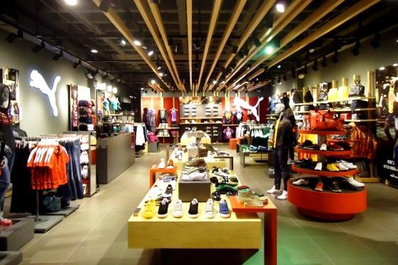 07995aae6a0 Спортивные магазины Барселоны. Испания по-русски - все о жизни в Испании