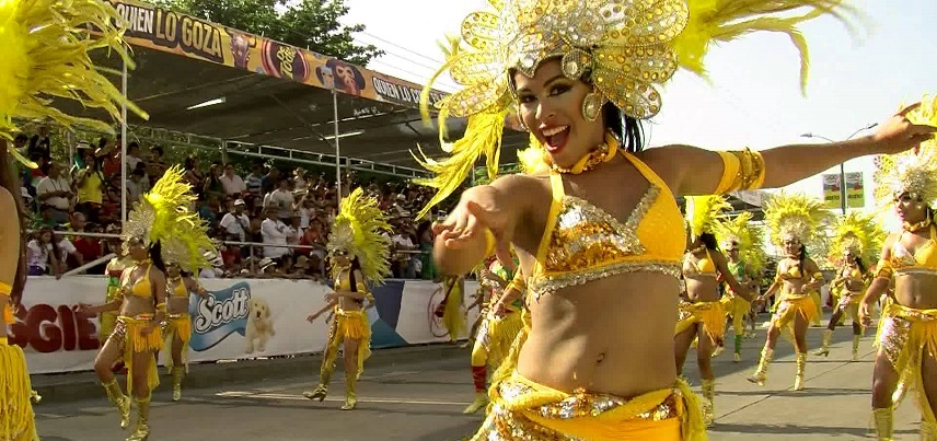 Бразильский фестиваль в Барселоне