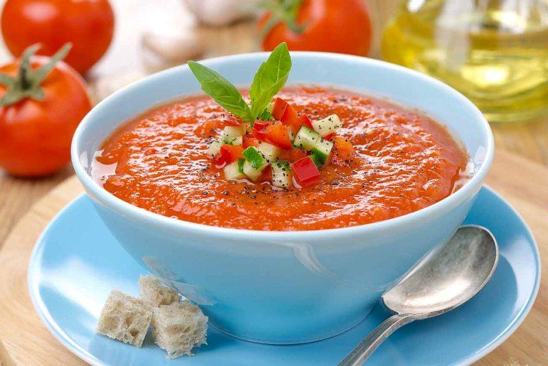 Гаспачо считается одним из древнейших испанских блюд