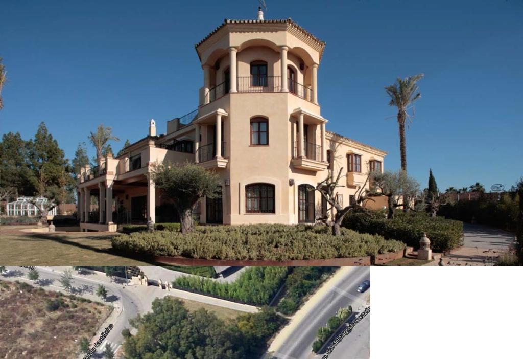 Villa de lujo mansion espa a c diz jerez de la frontera - Camping de lujo en espana ...
