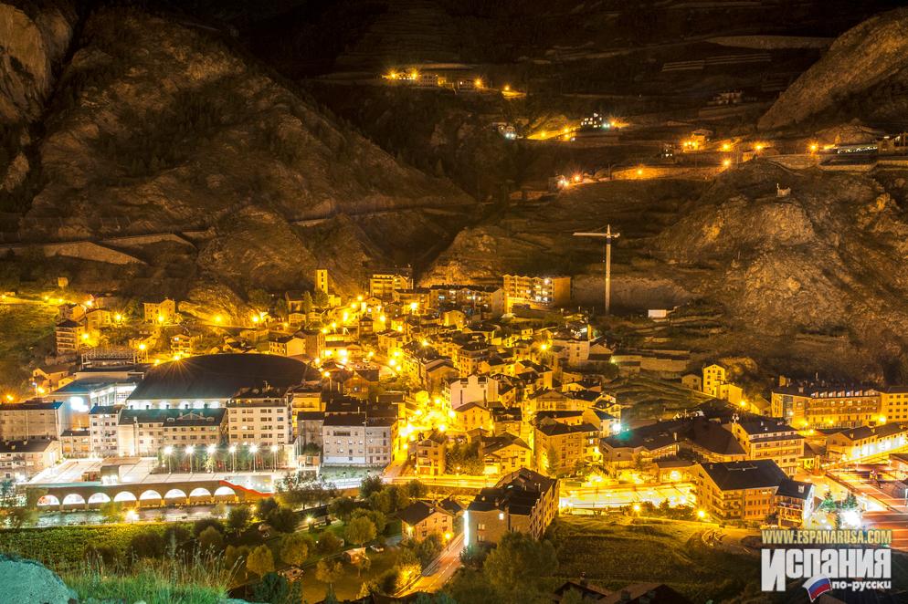 Андорра — сказочная страна в сердце Пиренеев.