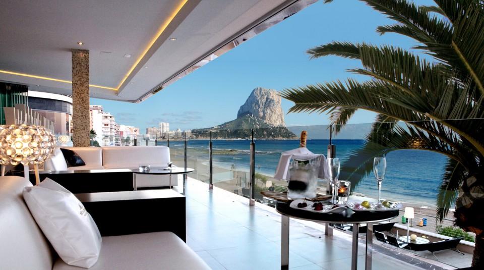 Назван лучший отель Испании по версии портала trivago.es. Испания ...