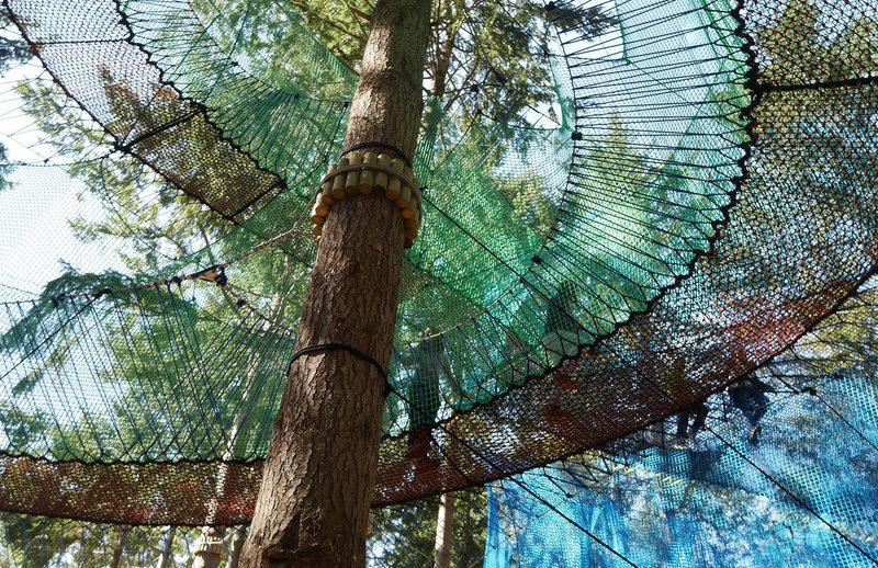 """Картинки по запросу В Испании открылся """"город на деревьях"""""""