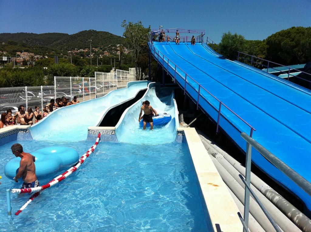 Piscina vilassar de dalt casa con piscina en sorli for Piscina municipal premia de mar