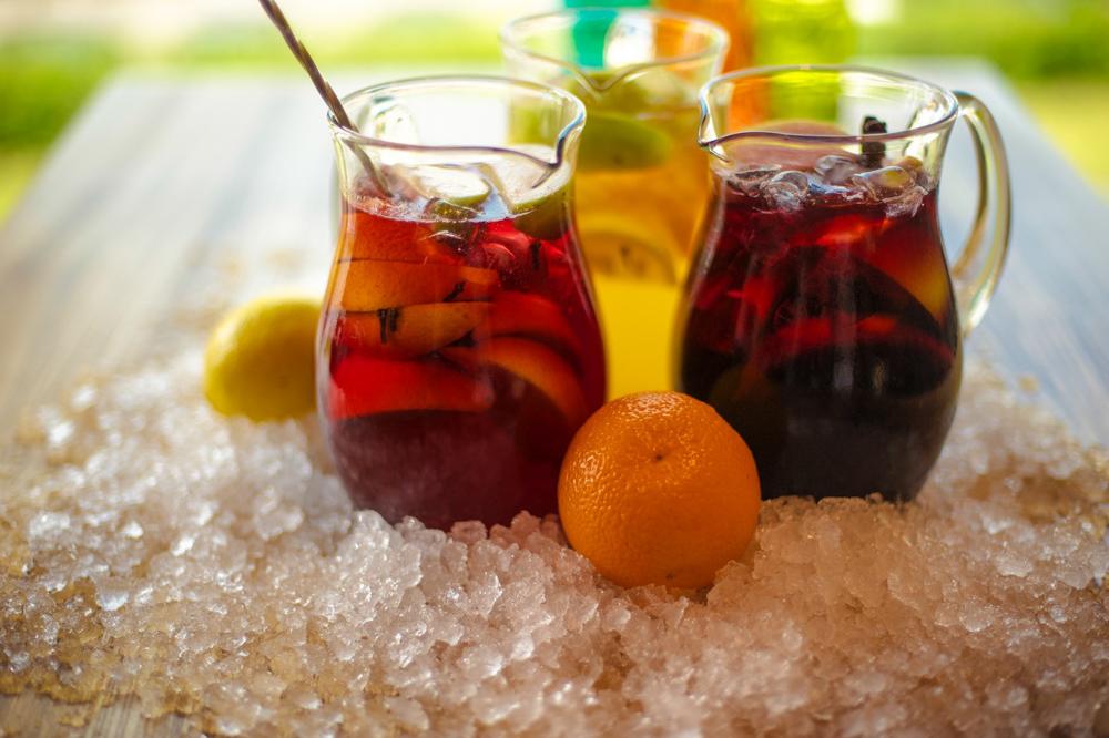 Рецепт сангрии на фруктовом вине — photo 9