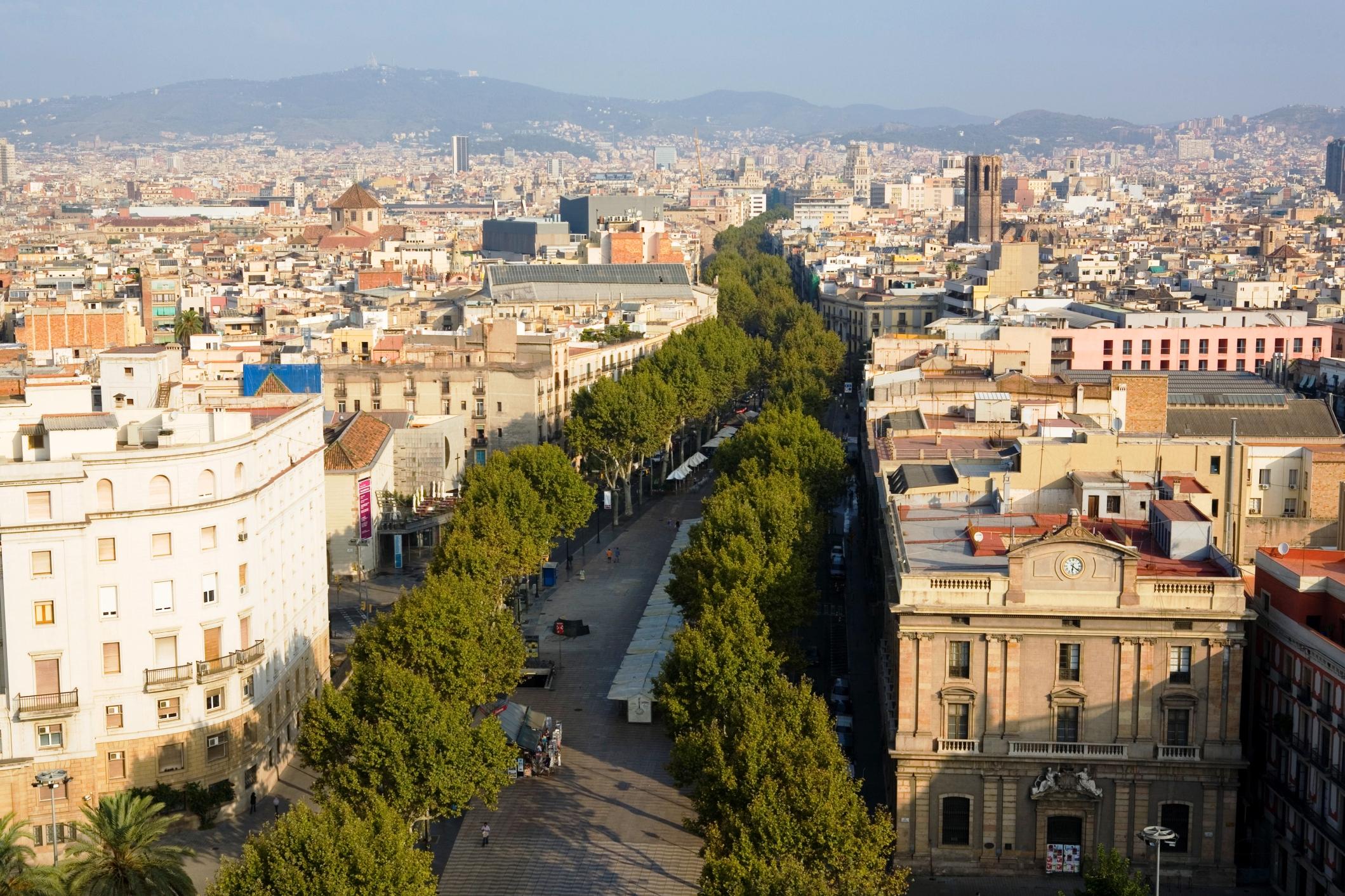 Ciutat Vella - недвижимость в Старом городе Барселоны
