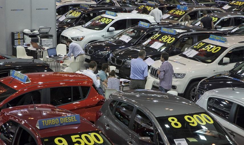 Цены на автомобили в Испании подросли за год на 3,5%