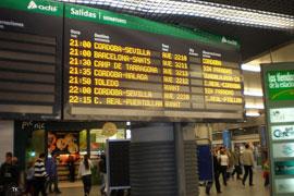 Расписание поездов из барселоны в аликанте расписание