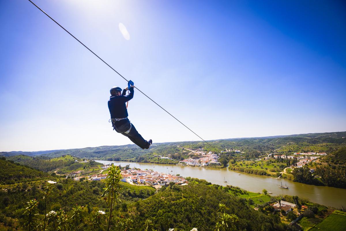 Испания: 3 места для любителей экстремальных видов спорта