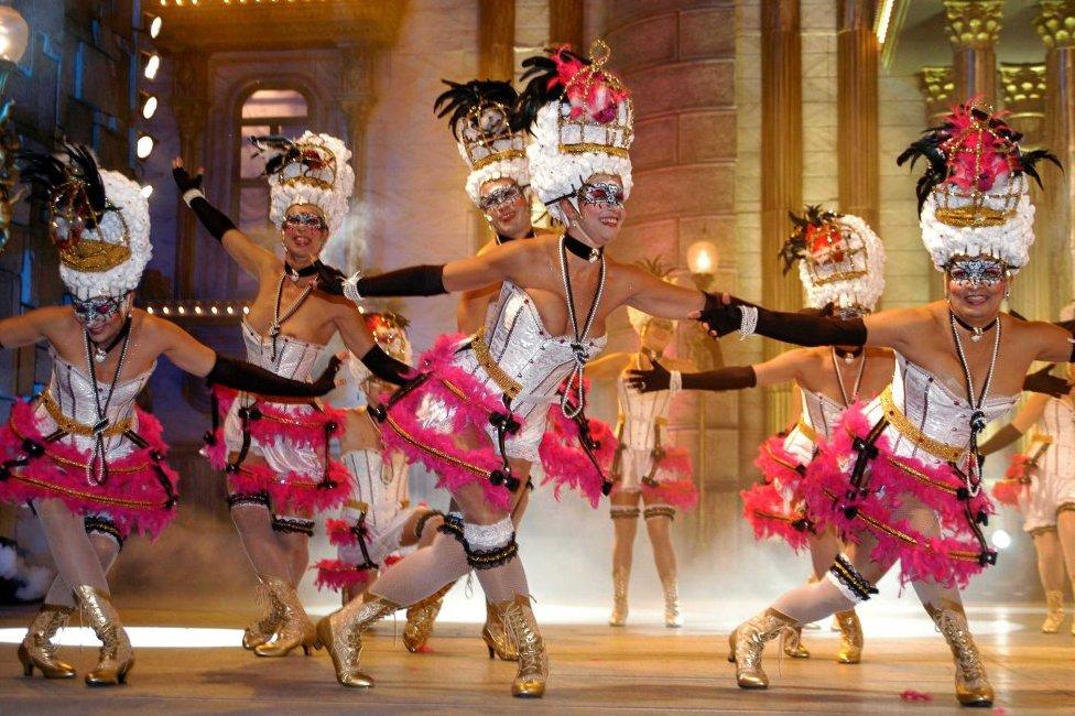 Карнавал в Лас-Пальмас-де-Гран-Канария