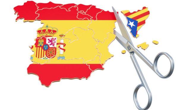каталония испания фото