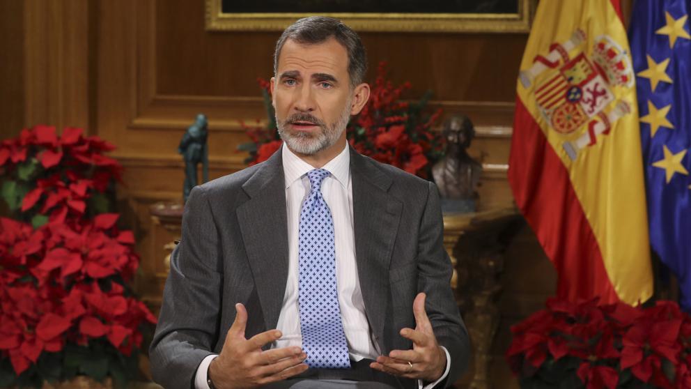 Монарх Испании призвал каталонцев отказаться отидеи независимости