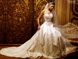 Wedding Fashion Moscow 2012