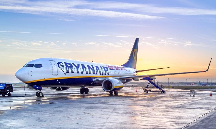 Улоукостера Ryanair могут появиться бесплатные авиабилеты