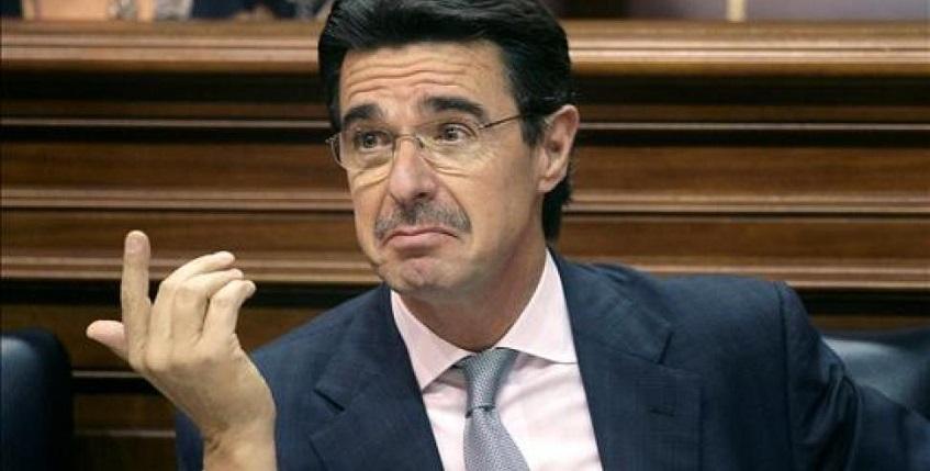 Глава Министерства индустрии, энергетики и туризма Хосе Мануэль Сория