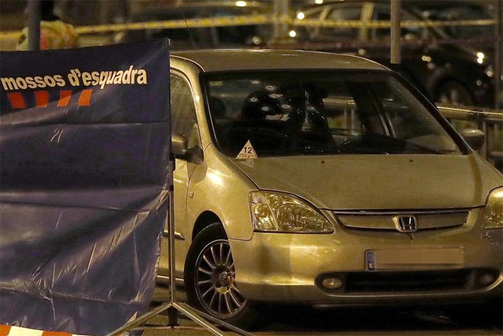 Взрыв вБарселоне: убит один человек