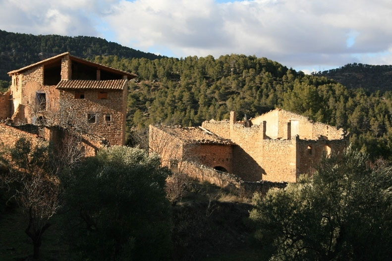 Недвижимость испании сельская местность