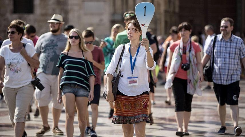 За десять месяцев 2015 года Испания приняла 60 миллионов туристов