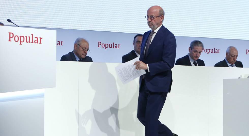 Банк популяр испания зарубежный советник форекс