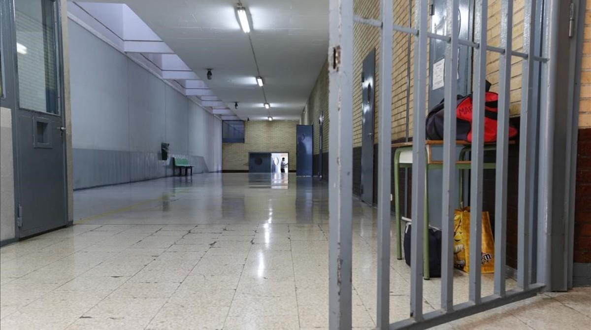 Тюрьмы в Испании