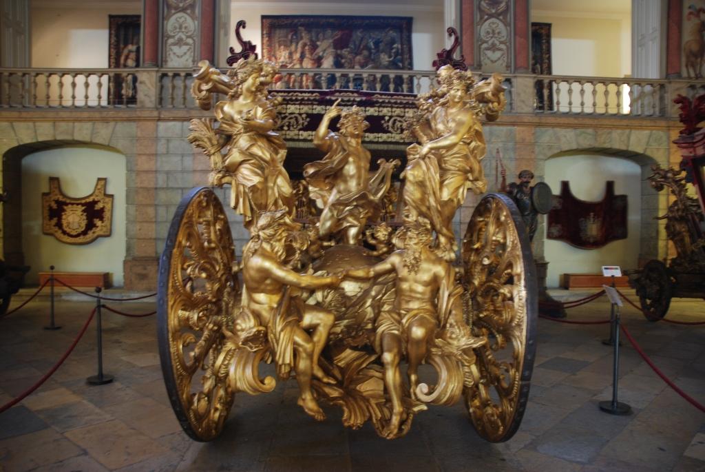 Museo de carruajes en madrid museos en espa a for Direccion madrid espana