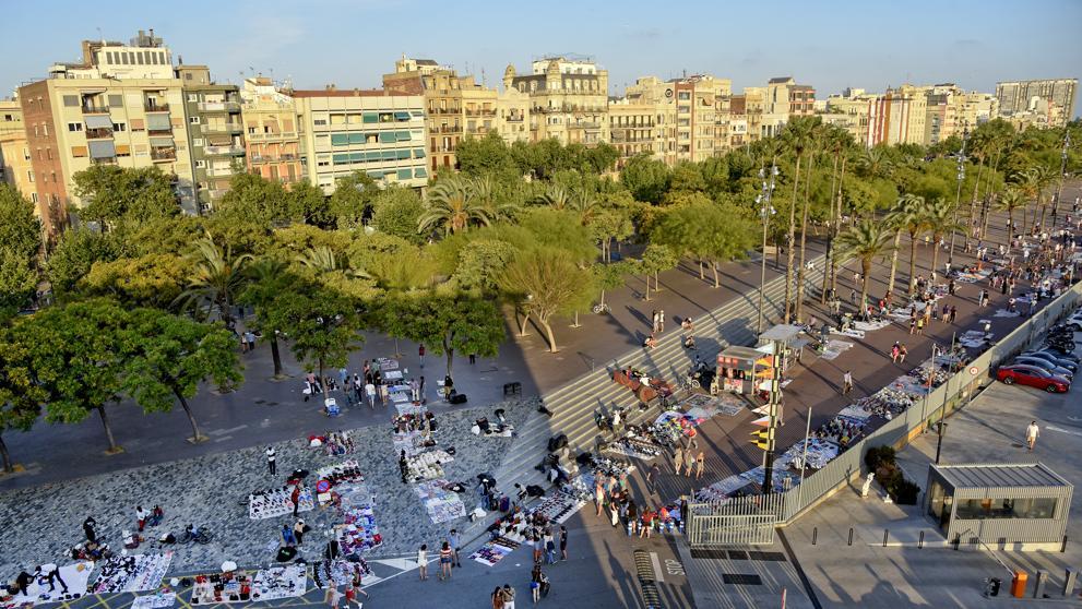 Богатые люди предпочитают жить в историческом центре Барселоны