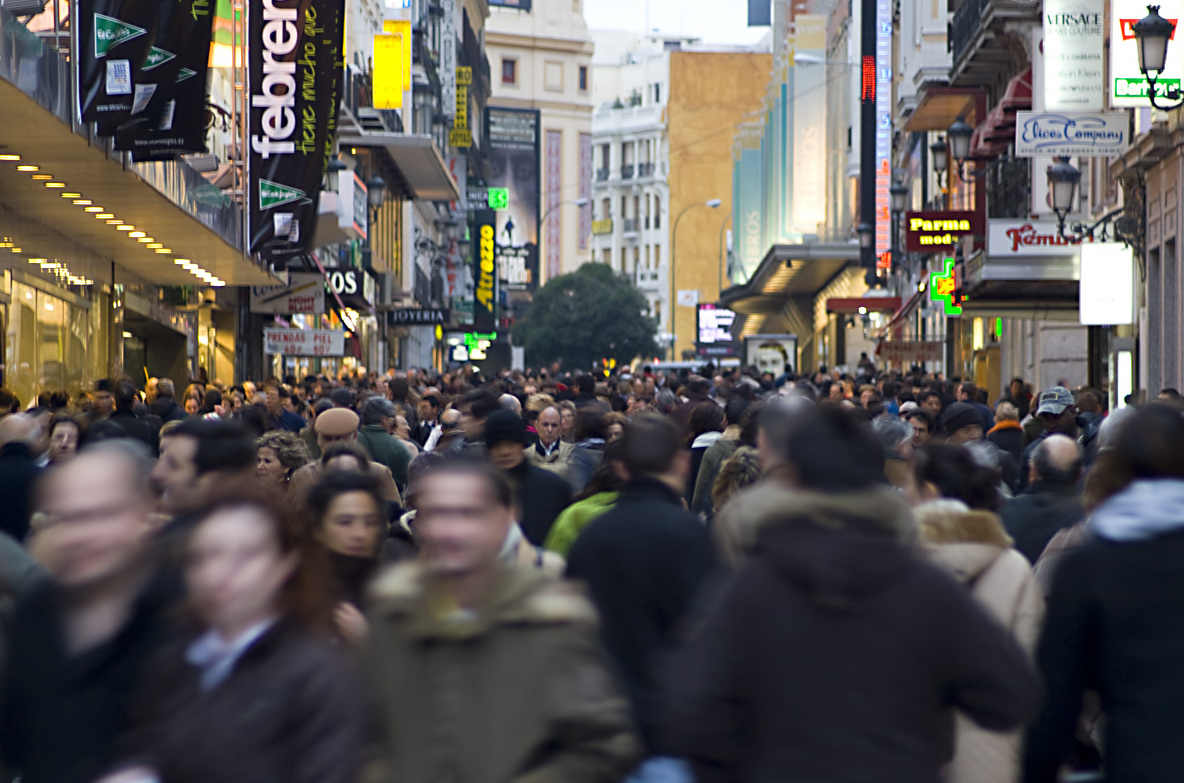 Больше всего русских живет в престижном районе Мадрида - Barrio Salamanca