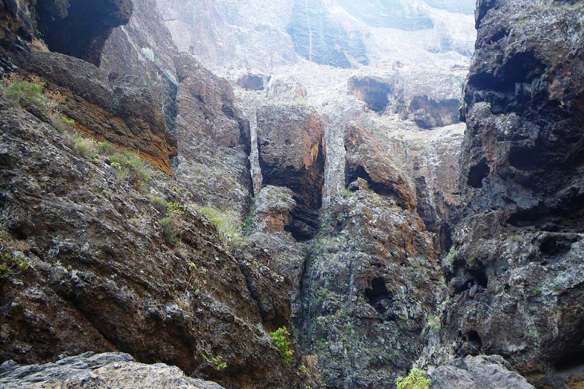 Ущелье Маска, Тенерифе