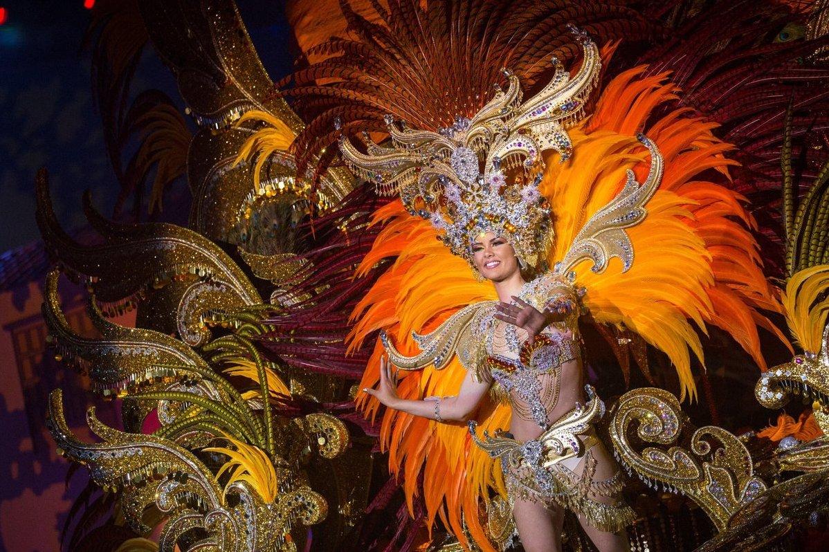 королева карнавала фото этого тогдашний правитель