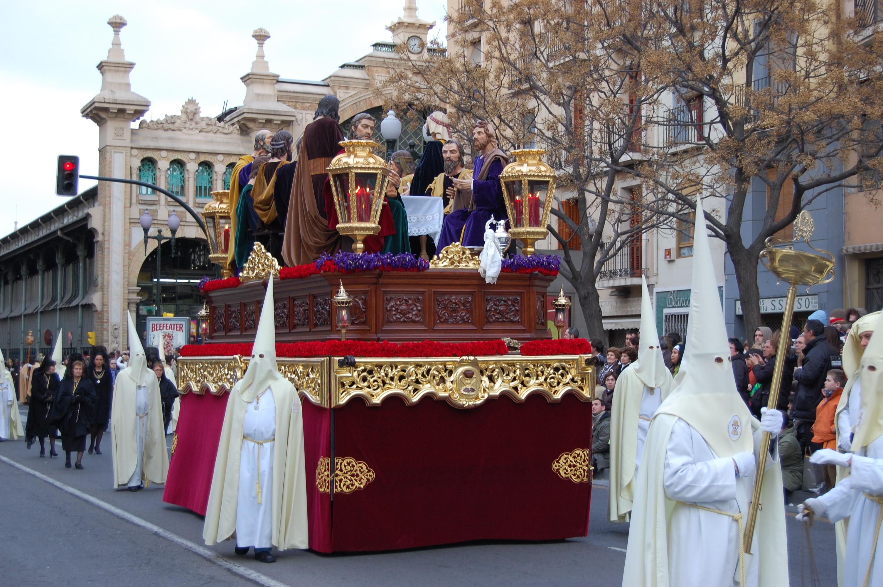 Торжественная пасхальная процессия