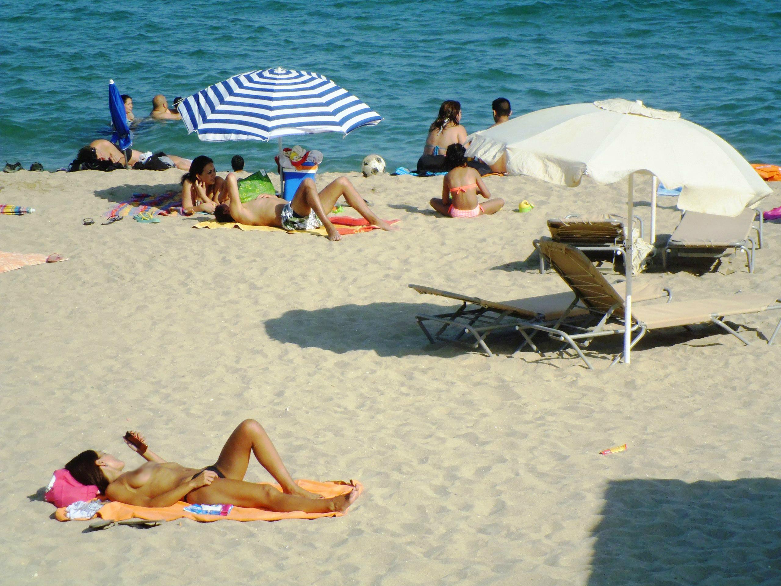 Фото с нуди пляжей и 83