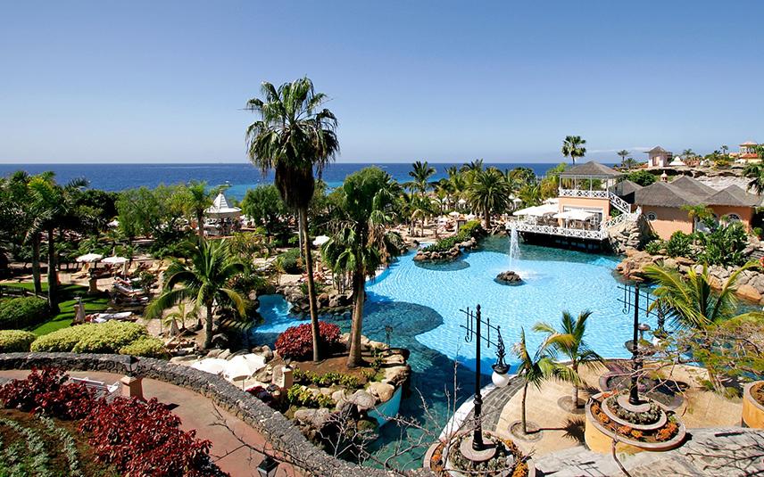 Gran Hotel Bahía del Duque Resort (Тенерифе)