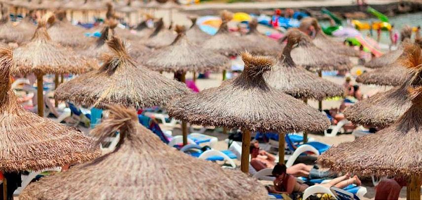 Пляж Порто Кристо на Балеарах