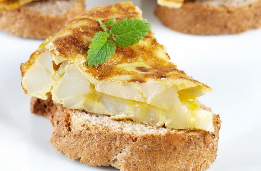 Картофель, крокеты и «русский салат» – короли испанских тапас