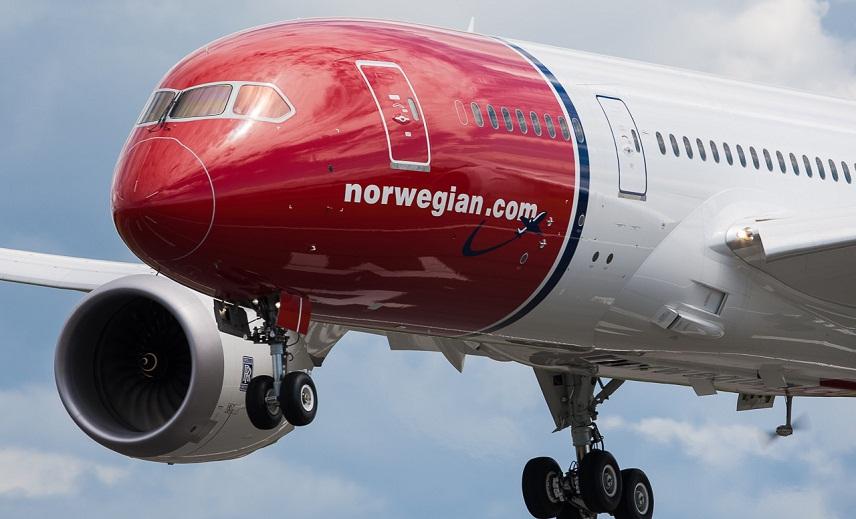 Norwegian предложит low cost полеты из Барселоны в США