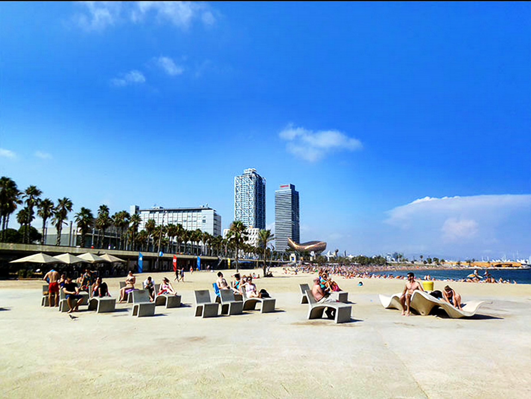 10 Best Barcelona Apartments, Vacation Rentals (with) Barcelona spain beaches photos