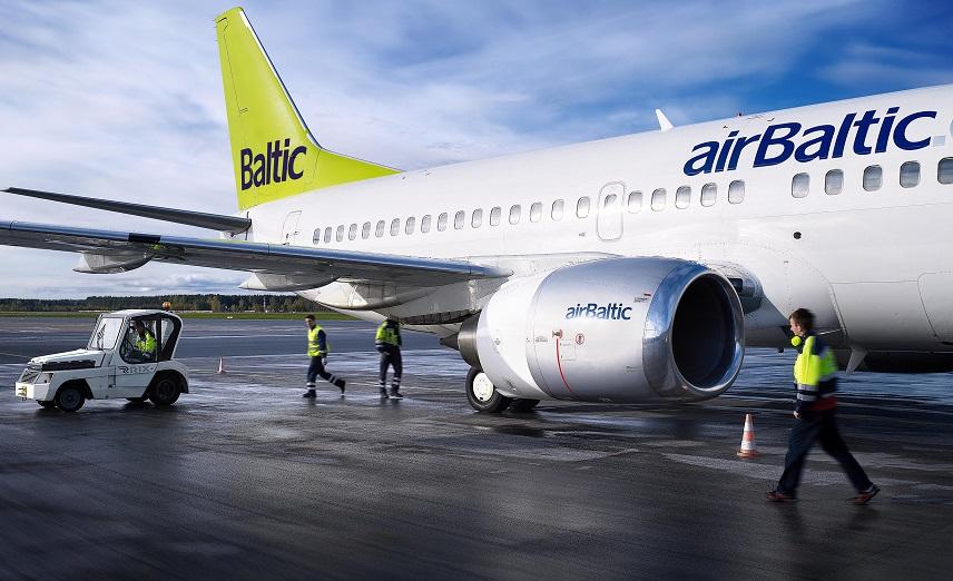 AirBaltic открывает регулярное сообщение Рига – Пальма-де-Майорка
