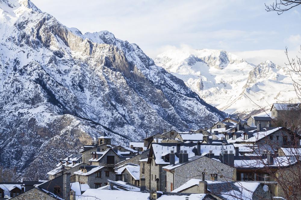 Где отдохнуть в �спании зимой: десять интересных вариантов