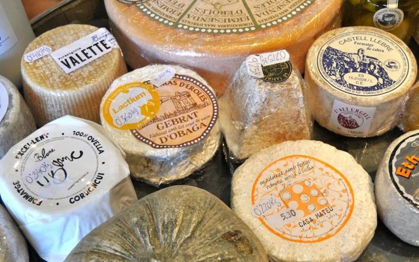 Каталонский сыр