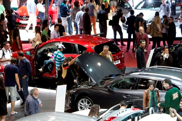 Salon Internacional de Automóvil de Barcelona