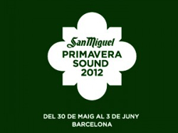 Top-20 Primavera Sound 2012