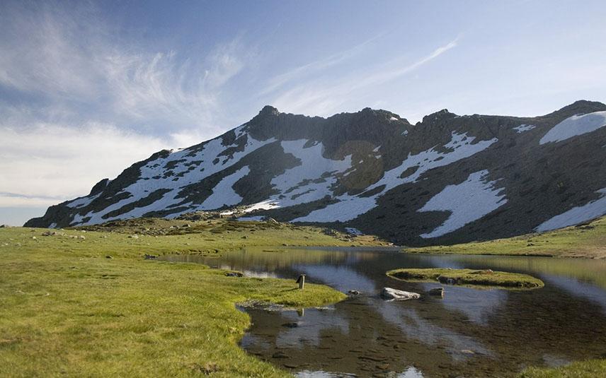 горный массив Сьерра-де-Гуадаррама/Sierra de Guadarrama