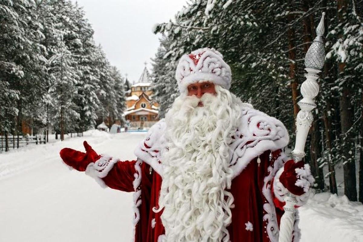 Festividades y días no laborales en Rusia. España Rusa